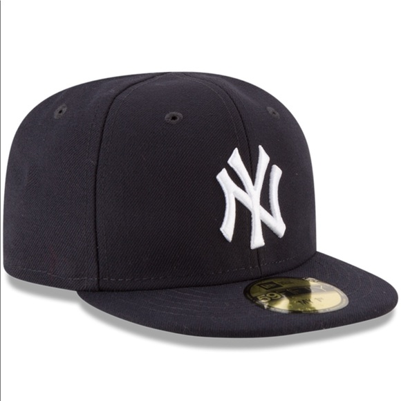 Infant New York Yankees New Era MLB Cap. M 5a8b647fd39ca2782d2c4cb1 b6a24afb6b3